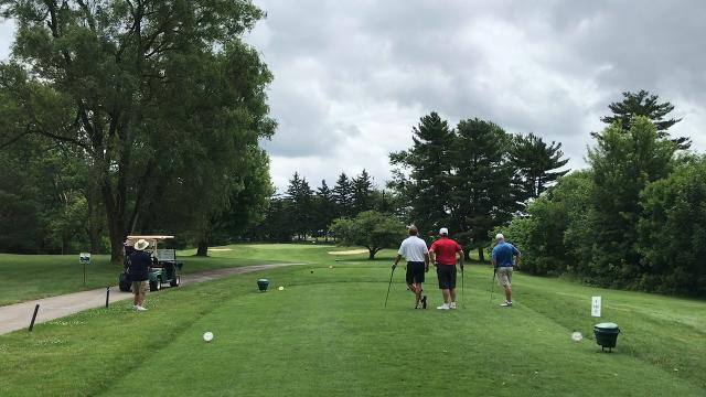 The 2018 Marion County Youth Foundation Charity Celebrity Golf Outing was held Wednesday at the Marion Country Club.