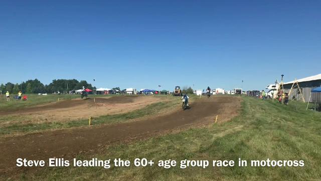 The sites and sounds of AMA Vintage Motorcycle Days at Mid-Ohio