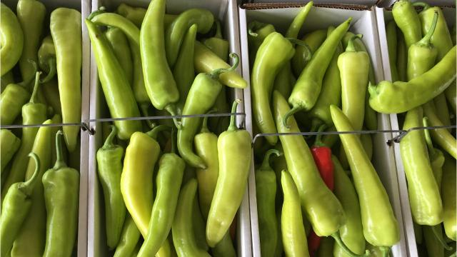 Owl Creek Produce Auction at 7385 Morrow County Road 22, holds auctions Mondays, Wednesdays and Fridays year round. Smaller orders are welcome as well as those who want to buy wholesale for resale, according to Kelly Brown, market operator.