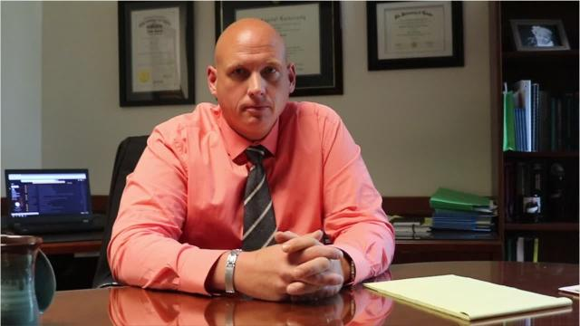 Ottawa County Prosecutor James VanEerten discusses the involvement of the victim when reaching plea deals in cases of sexual assault.