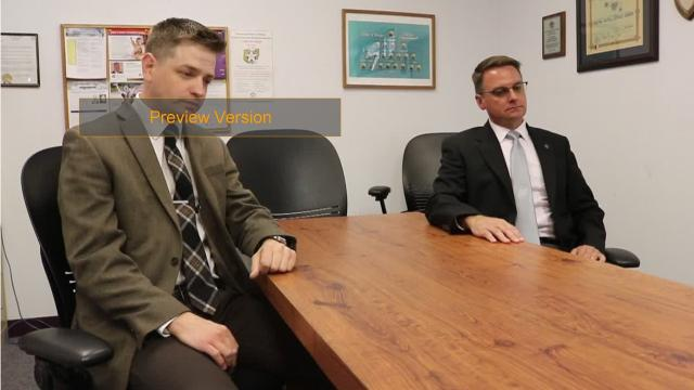 Port Clinton Police Detectives Ron Timmons and Corbin Carpenter discuss investigating reports of sexual assault.