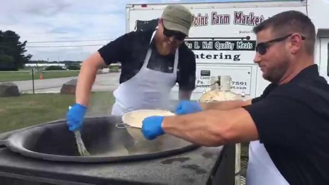 Watch: How is scrapple made?