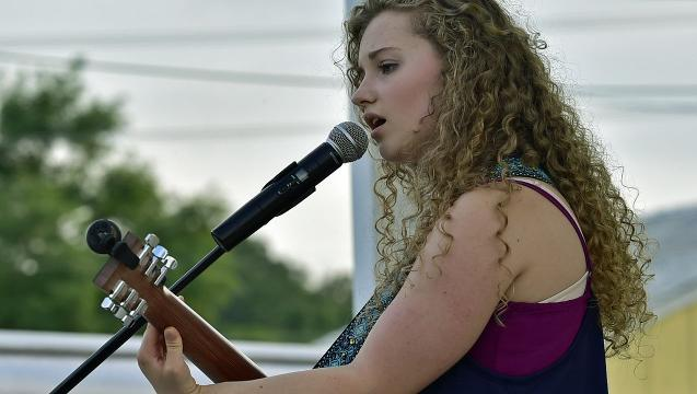 Watch: Franklin County Fair Talent