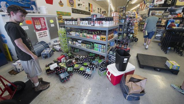Beer distributor flooded in southern York County