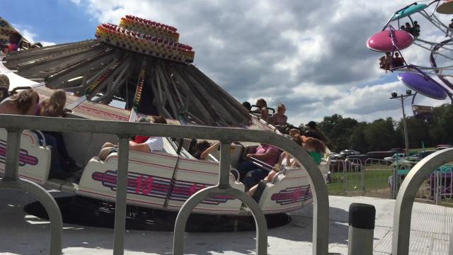 Wednesday, July 26, 2017 was Kiddie Day at Shippensburg Community Fair.