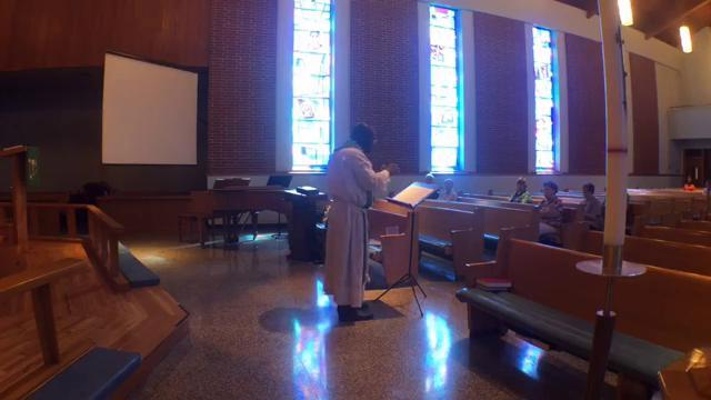 St. Marks church in York holds service for police officers