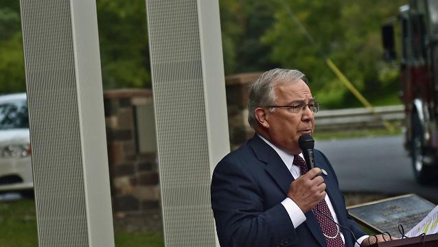 Waynesboro's 9/11 memorial service