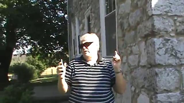 Local historian Scott Mingus talks about the history of the Underground Railroad and the Civil War in York County, and why the Mifflin House, which served as a stop on the Underground Railroad, needs to be saved. Credit: Don Bair