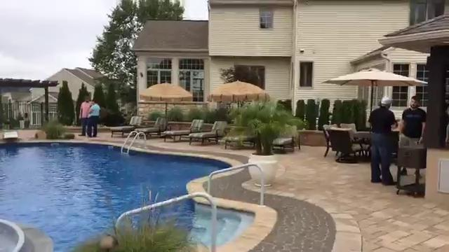 Tour an outdoor oasis at the Parade of Homes