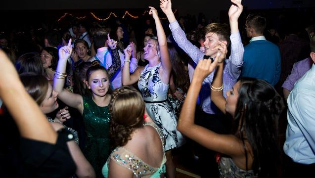 Hit the dance floor at Hanover's homecoming