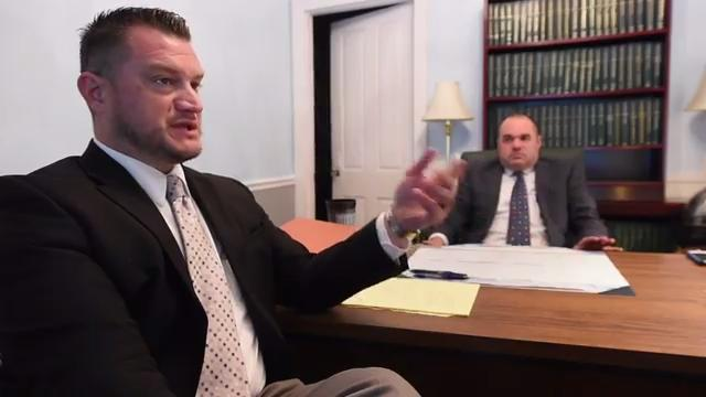 Criminal defense attorneys Ron Gross and Jay Whittle talk about their experience with civil asset forfeiture cases in their York office.