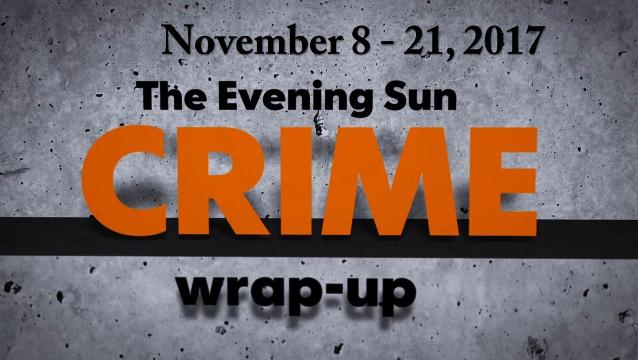 Crime wrap-up:  Fired Gettysburg police officer hit with felony charge and more