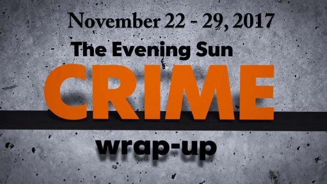Crime wrap-up: Nude man charged and more