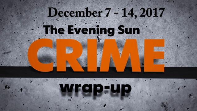Crime wrap-up:  Man shot in McSherrystown and more