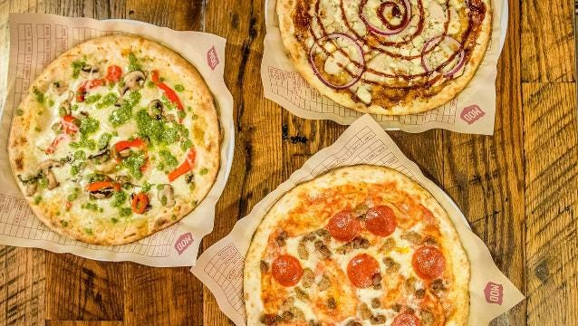 MOD Pizza Grand Opening