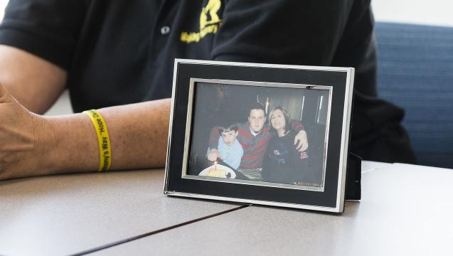After son's overdose, a mother is bringing recovery to Hanover