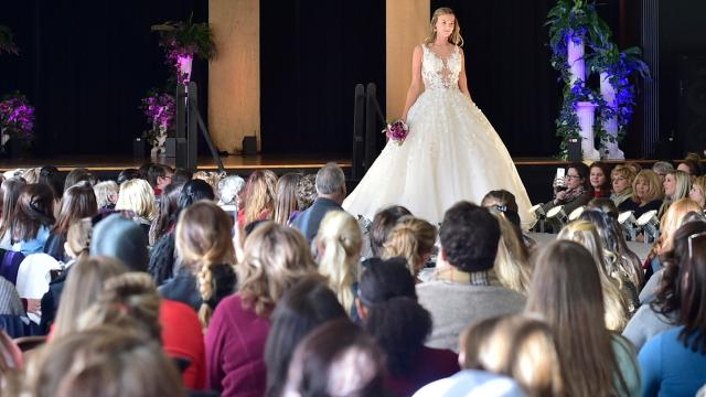 J&B Bridals annual Bridal Expo