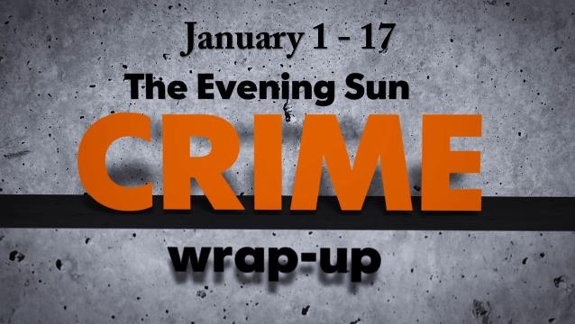 Crime wrap-up: Man arrested minutes after armed robbery and more