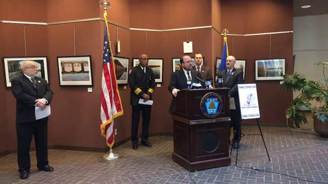 Sept. 11 foundation raising money for slain US Marshal's family