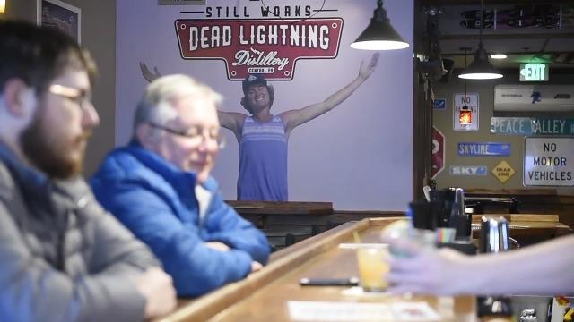 Before Skyler Montgomery's death in 2016, he enjoyed making moonshine with his friends. Now, his parents have opened Dead Lightning Distillery to honor his memory.