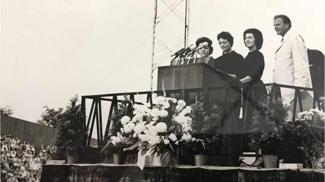 York woman's lifelong friendship with Bill Graham