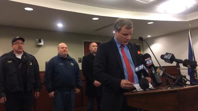"""""""This is the worst day in my career, this is the worst day for the York City Fire Department,"""" Fire Chief David Michaels said. """"We are totally overwhelmed."""""""