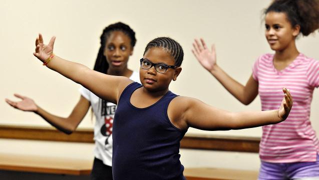 VIDEO: Hip-Hop Dance Camp