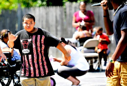 VIDEO: Sights and sounds from of the South Duke Street Block Party