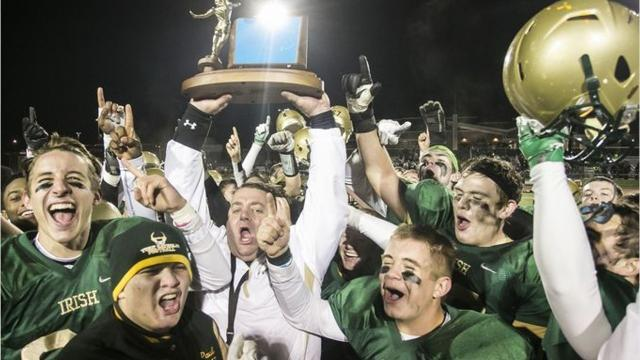 VIDEO: York Catholic football looks for repeat success in 2017