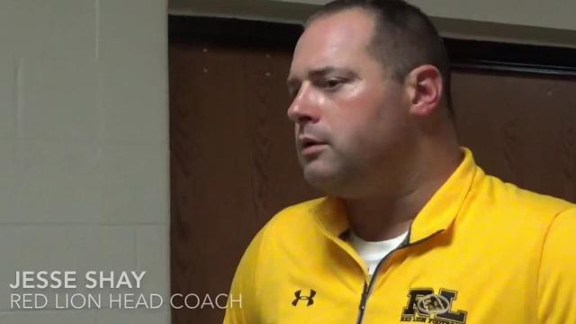 VIDEO: Red Lion football 2017 team looks to leave own legacy