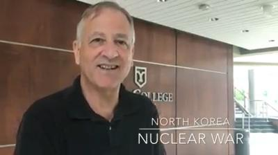 VIDEO: Local reaction to North Korea nuclear threats