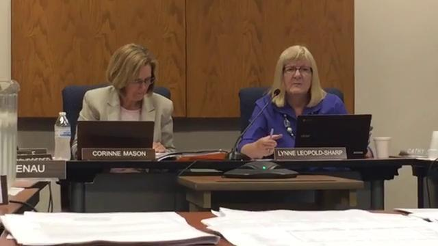 VIDEO: York Suburban board accepts superintendent's resignation