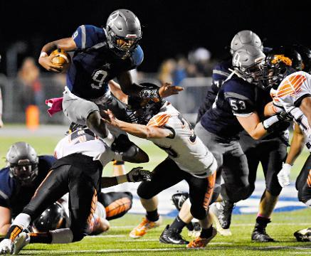 VIDEO: Dallastown defeats Northeastern 21-14 in week 6 football