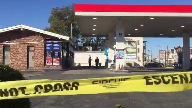 VIDEO: Clerk killed at York City Exxon