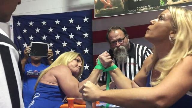 VIDEO: Myofit Armwrestling Championship