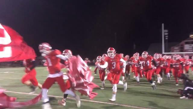 VIDEO: Susquehannock falls 45-14 to East Pennsboro in D3 Class 4-A football quarterfinal
