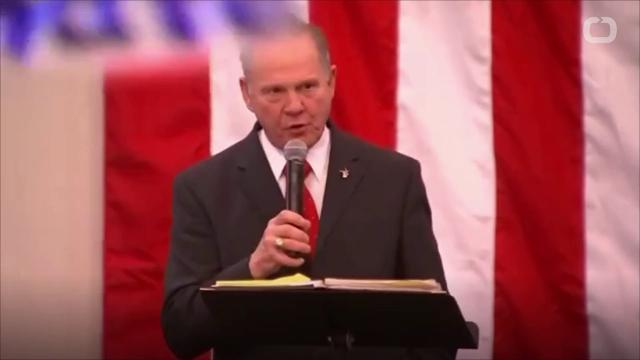 VIDEO: Trump shames Alabama voters for Moore loss