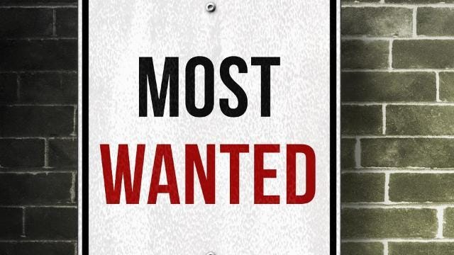 Watch: El Paso most wanted fugitives of the week