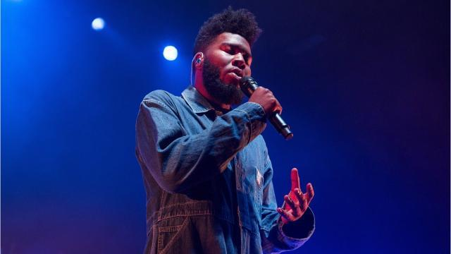 Khalid lands VMA nomination