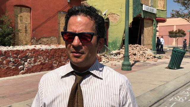 Max Grossman's statement about Duranguito destruction