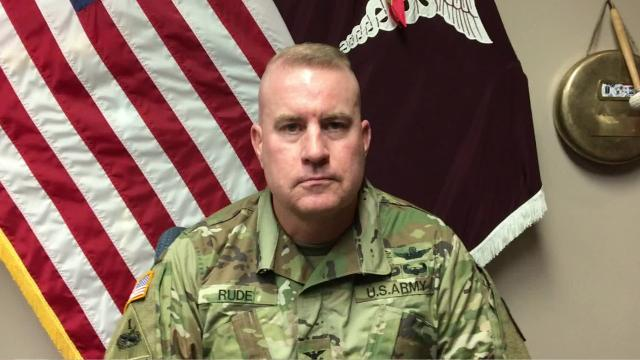 Beaumont Army hospital commander talks about goals, readiness