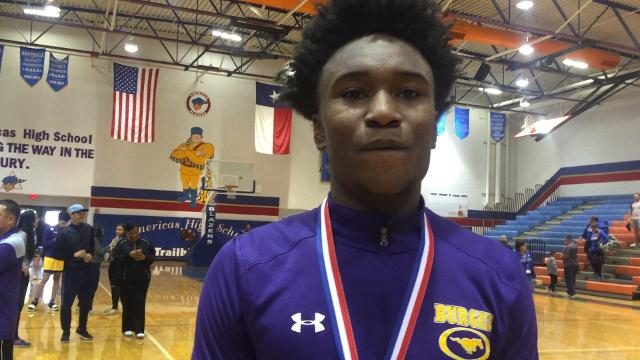 Burges hoops star Jawaun Newton verbally commits to Evansville