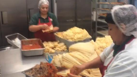 Hear what La Tapatia manager says about their tamales