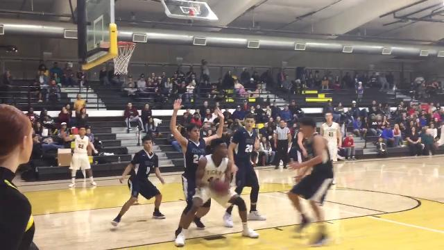 Alamogordo survived a thriller by beating Silver, 51-48, Friday night at the Tiger Pit.