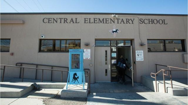 Central Elementary School Cleaned after Mold Discovered