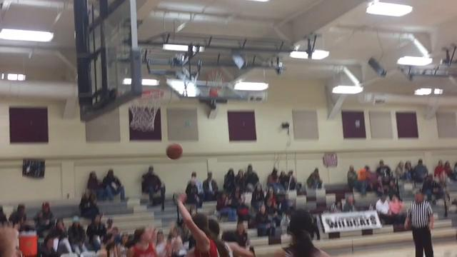 Some highlights from the Estancia at Tularosa game. Tularosa won, 61-39, Thursday night.