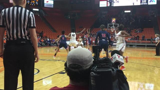 UTEP women comeback to win at home