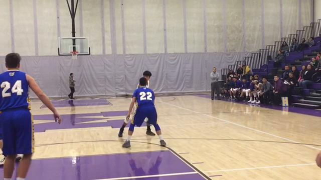 A highlight reel from the boys' and girls' basketball doubleheader in Mescalero on Monday night.