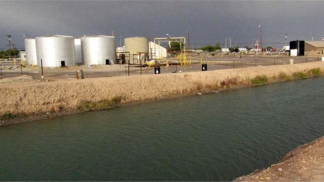 A history of the I&W Brine Well in Carlsbad, New Mexico.
