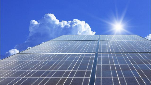 New Mexico's goal is to produce 20 percent of its electricity from renewables by 2020.